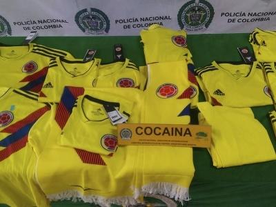 Kolumbijské úrady zadržali na