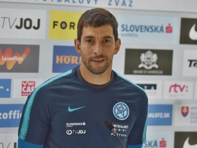 Brankár slovenskej futbalovej reprezentácie