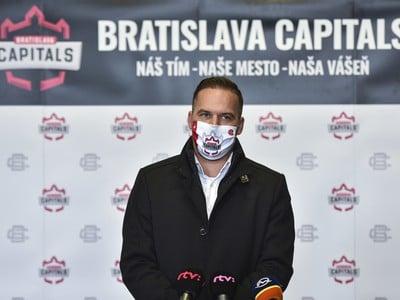 Viceprezident hokejového klubu iClinic