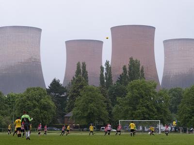 Futbalový zápas prerušila demolácia