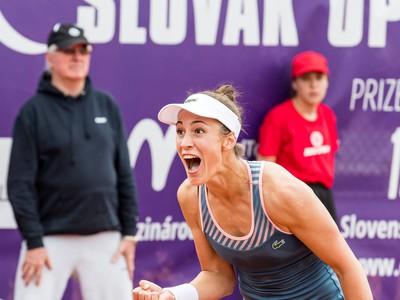 Víťazkou EMPIRE Slovak Open