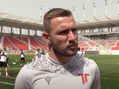 Erik Jendrišek sa upísal