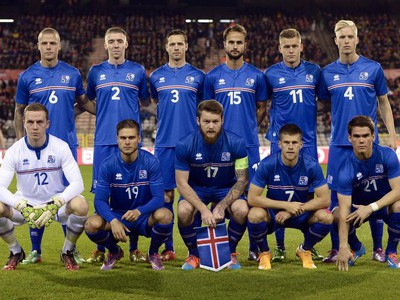 Island, Euro 2016