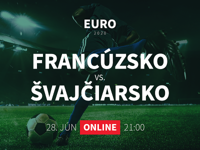 EURO 2020: Francúzsko -