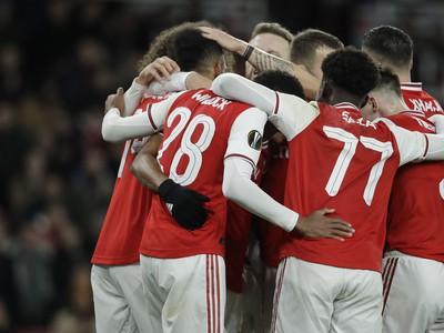 Radosť Arsenalu po jedinom