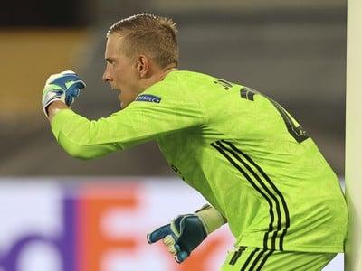Karl-Johan Johnsson privádzal futbalistov United do zúfalstva