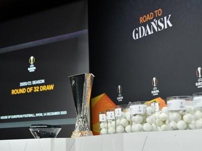 Šestnástinový žreb Európskej ligy