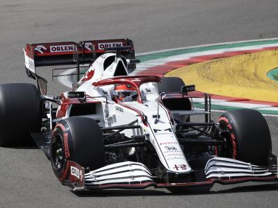 Kimi Räikkönen vo svojom