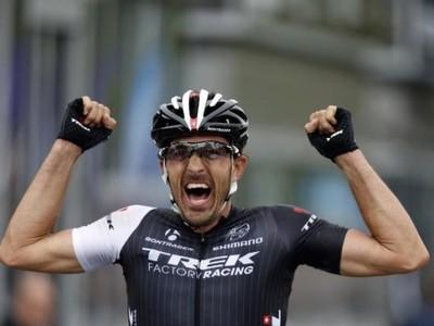Fabian Cancellara triumfoval