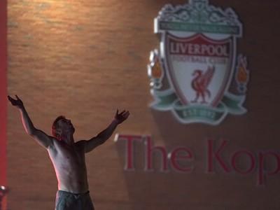 Oslavy fanúšikov Liverpoolu po