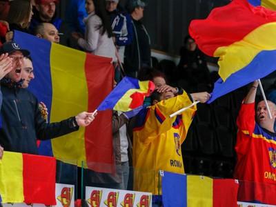 Rumunskí fanúšikovia