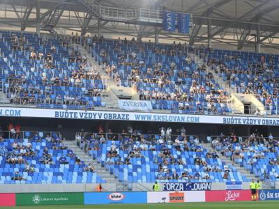 Fanúšikovia ŠK Slovana Bratislava