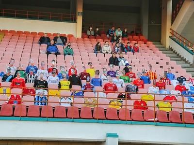 Fanúšikovia v Bielorusku môžu