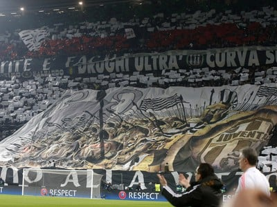 Fanúšikovia Juventusu Turín