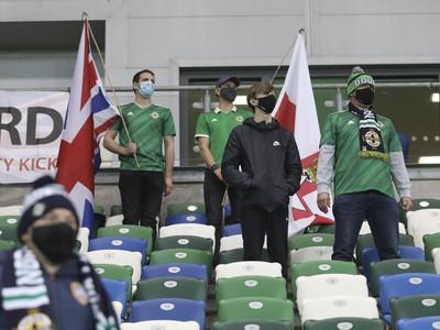 Fanúšikovia Severného Írska