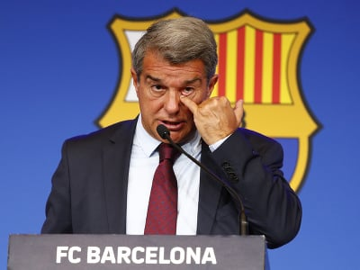 Prezident FC Barcelona Joan