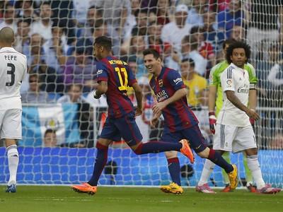 Neymar otvoril skóre už v 3. minúte