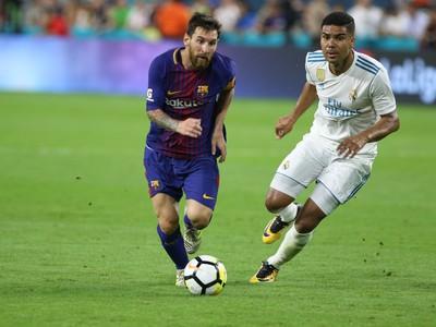 Leonel Messi bojuje o