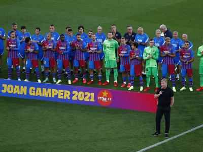 Tréner FC Barcelona Ronald