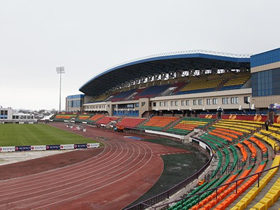 štadión Bate Borisov