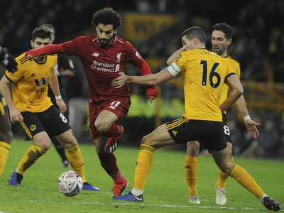 Mohamed Salah a Conor