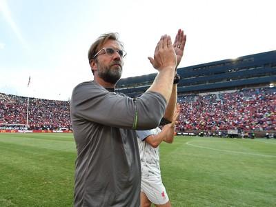 FC Liverpool v príprave