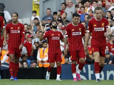 Liverpool zneškodnil Arsenal na Anfielde tromi gólmi za necelých 20 minút