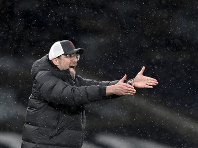 Tréner futbalistov FC Liverpool