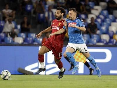 Mohamed Salah a Mário