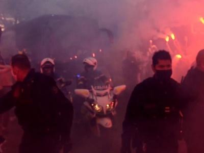 Fanúšikovia Nantes oslavovali záchranu