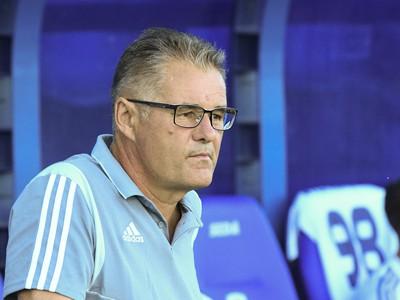Tréner Nitry Ivan Galád