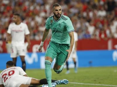 Karim Benzema a jeho