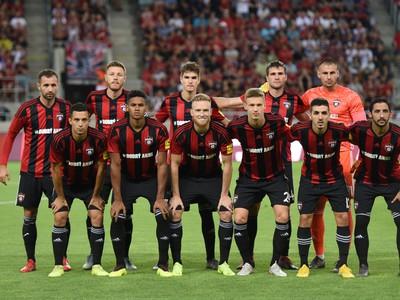 Základná jedenástka FC Spartak Trnava