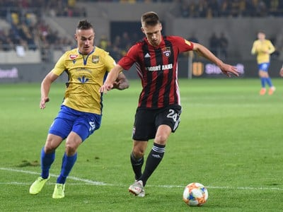 Alex Sobczyk a Dominik