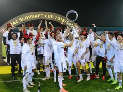 Futbalisti FC Spartak Trnava
