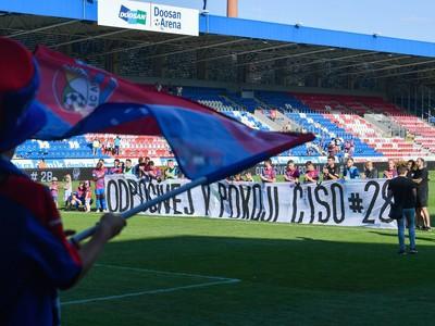 Fanúšikovia Plzne sa naposledy rozlúčili s Čišovským