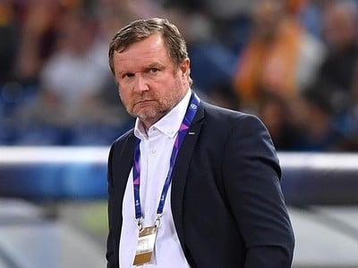 Tréner Plzne Pavel Vrba