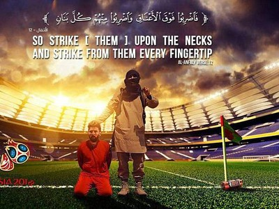 Propagandistické materiály Islamského štátu
