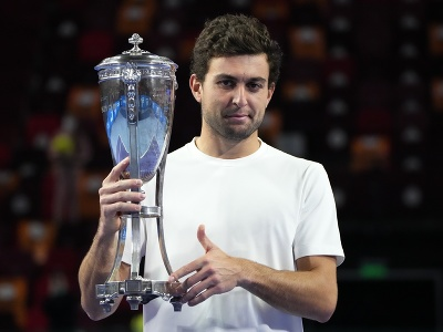 Aslan Karacev s víťaznou