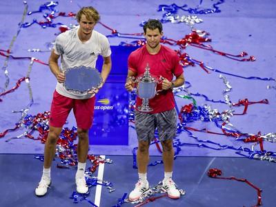 Dominic Thiem z�skal svoj prv� grandslamov� titul