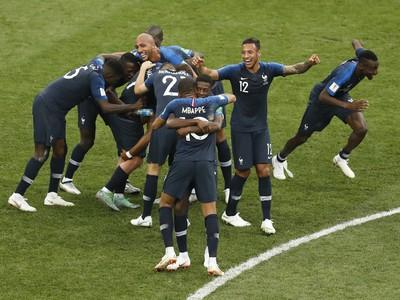 Majstrovské oslavy Francúzska