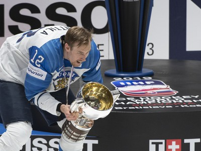 Kapitán Marko Anttila (Fínsko)