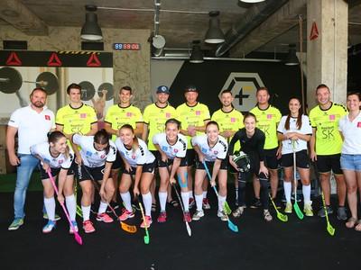 Hviezdy slovenského hokeja na benefičnom turnaji