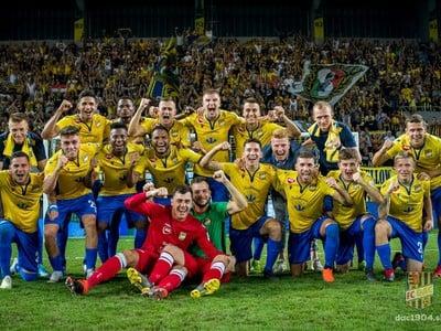 Futbalisti FK DAC 1904