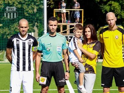 V derby medzi Interom a Petržalkou vzdali hold zosnulému Jurajovi Halenárovi