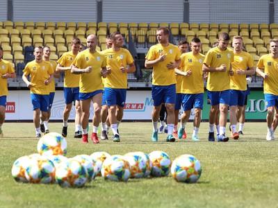Hráči FK Pohronie