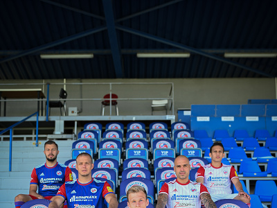 FK Senica predstavila novú sadu dresov
