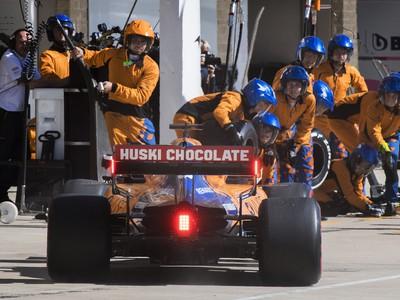 Tím F1 McLaren