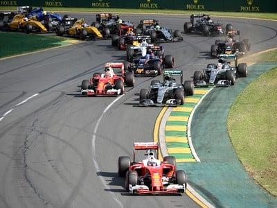 Monoposty F1 po štarte