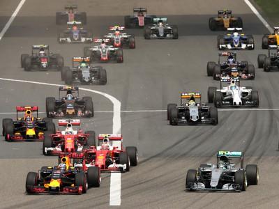 Preteky F1 v čínskom